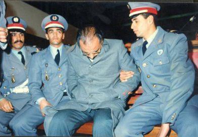 Mohamed Mustafá Tabit, Kommissar und Serienvergewaltiger