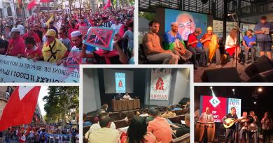 The Rifian Congress in Catalunya