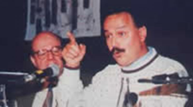 Dr. Cadi Keddour (1952-1995), Sprachwissenschaftler und Aktivist