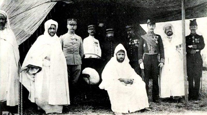 Marokko, von Marschall Lyautey erschaffen