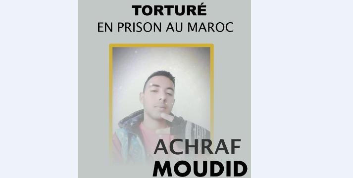 Marokkanische Wachen drohen politischem Gefangenen mit dem Tod! (Video)