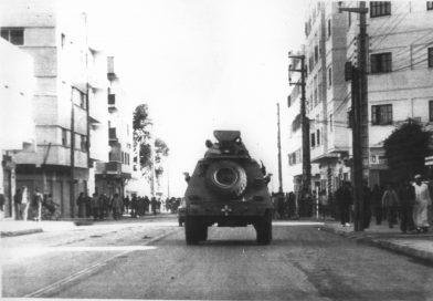 The Rif rebellion of January 1984